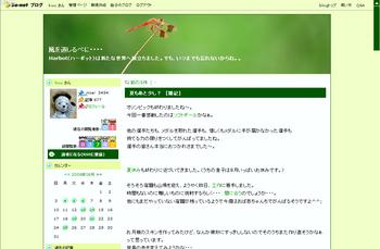 2008.5~ トンボ